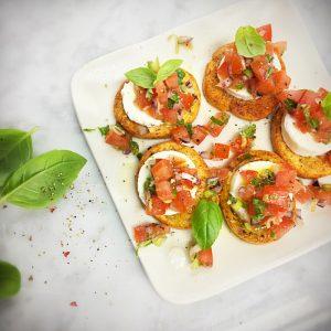 Bruchetta tomaat